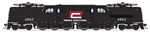 Broadway Limited 6372 HO GG1 Electric Sound and DCC Paragon3 Penn Central 4862
