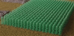 Bluford 201 HO Cornfield Kit 400 Stalks 23-11/16 Square Inches 153 Square Centimeters Summer Green