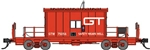 BLO24410 Bluford Shops N Caboose GTW #75056 188-24410