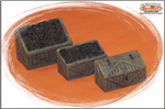 Bar Mills 1006 N Coal Bin Unpainted Resin Castings Pkg 2