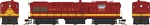 BOW25115 Bowser Manufacturing Co. HO Bald DRS441500 SOO 360 DC 6-25115