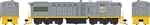 BOW25119 Bowser Manufacturing Co. HO Bald DRS661500 UP 622 DC 6-25119