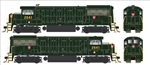 Bowser 25161 HO U25b PRR PH III #2641 6-25161