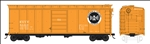 Bowser 42697 HO 40' Single Door Boxcar Bessemer & Lake Erie #81310