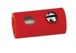Brawa 3042 Socket round red      10/ 186-3042 BRW3042