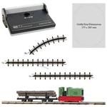 BUS12012 Busch Gmbh & Co Kg HOn2 Narrow Gauge RR Start Set 189-12012