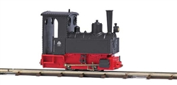 Busch 12142 HOn2 Decauville Type 3 0-4-0T Closed Cab 3V Battery Powered Feldbahn