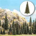 Busch 6571 N Trees Conifer Pkg 30 Pine Set
