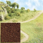 Busch 7056 Grass Scatter Material Ground Cover Brown 1-7/16oz