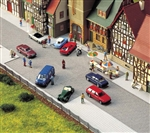 Busch 8132 N Old Town Cobblestone Flexible Self-Adhesive Paved Area