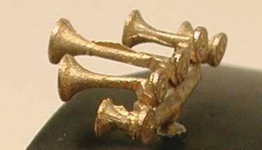 Brass Casting Cal-Scale HO #639 Nathan K5 Air Horn K5LLA