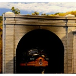 Chooch 9730 N Double Track Concrete Tunnel Portal 2-Pack