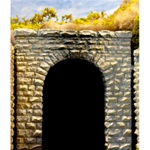 CHO9740 Chooch Enterprises N Cut stone tunnel prtl 2/ 214-9740