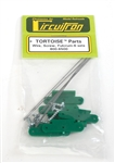Circuitron 6500 Tortoise Switch Machine Replacement Spring Wire Retaining Screw and Fulm 6 Sets