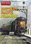 Charley Smiley 110 Southern Pacific Scrapbook DVD