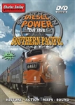 Charley Smiley 119 Diesel Power on the Southern Pacific 1942-1985 1 Hour 30 Minutes