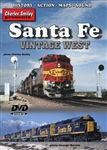 Charley Smiley 129 DVD Santa Fe Vintage West 1 Hour 34 Minutes 656-129
