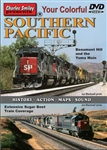 Charley Smiley 133 Your Colorful Southern Pacific DVD 1 Hour 35 Minutes