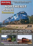 Charley Smiley 135 Northeast Rails Remembered DVD 1 Hour 40 Minutes 656-135