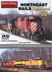Charley Smiley 137 Northeast Rails Remembered II 1 Hour 33 Minutes DVD