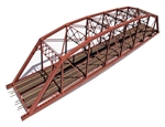 Central Valley 1900 HO 200' Double-Track Heavy-Duty Laced-Parker-Truss Bridge Kit