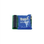 Digitrax DH166MT HO DH166MT Control Decoder w/21-pin MTC Interface 6 Functions 1.5-2 Amp Peak