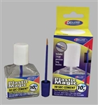 Deluxe Materials AD83 Plastic Magic Thin Plastic Cement w/2 Brushes 10 Second Cement 1.35oz 40mL 806-AD83