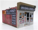 Downtown Deco 2024 N Lindsey's Grocery Kit 244-2024 DTD2024