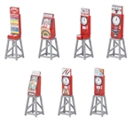 FLR180946 Faller Gmbh HO 7 Funfair Slot Machines 272-180946