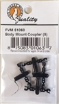 FVM51060 Fox Valley Models N Body Mount Coupler /8 282-51060