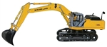Herpa 6504 HO New Holland E 485 B Excavator