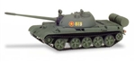 Herpa 746038 HO T-55 Battle Tank Assembled North Vietnamese Army Battle of Saigon