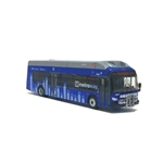 Iconic Replicas 870200 HO New Flyer Xcelsior XN40 Bus Assembled Washington Metroway