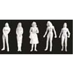 JTT 97107 O Figure Female 0.075 Wht 5/