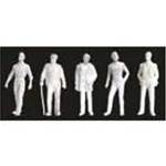 JTT 97116 O Figure Male 1:48 White 5/