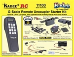 KAD11100 Kadee Quality Products G Basic Starter Kit 380-11100