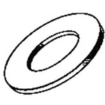 Kadee 1701 2-56 Stainless Steel Washers Pkg 12