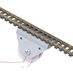 Kadee 309 HO Under-the-Ties Electric Uncoupler Fits Any Code Rail