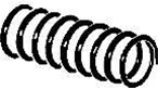 KAD846 Kadee Quality Products O Ctr springs #802/803  12/ 380-846