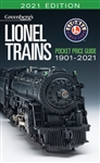 Kalmbach 108721 Lionel Trains Pocket Price Guide 1901-2021 Softcover