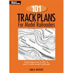 Kalmbach 12012 101 Track Plans for Model Railroaders Softcover