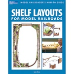 Kalmbach 12419 Shelf Layouts for Model Railroads