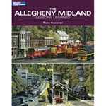 KAL12438 Kalmbach Publishing Co Allegheny Midlnd: Lessons 400-12438