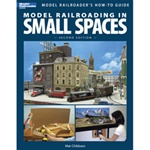 Kalmbach 12442 Book Model Railroading in Small Spaces Second Edition