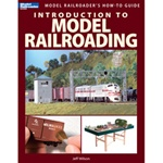 Kalmbach 12447 Book Introduction to Model Railroading