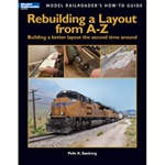 Kalmbach 12464 Model Railroader's How-To Guide Rebuilding a Layout from A-Z