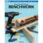 Kalmbach 12469 Basic Model Railroad Benchwork Second Edition