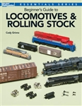 Kalmbach 12800 Beginner's Guide to Locomotives & Rolling Stock Softcover 96 Pages