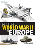 KAL12811  Kalmbach Publishing Co Modeling WWII in Europe 400-12811