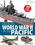 Kalmbach 12822 Modeling World War II in the Pacific Softcover 144 Pages